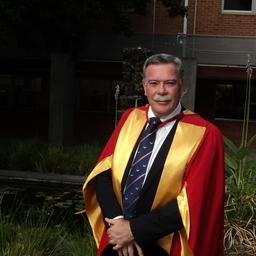 Professor Geoffrey Cleghorn ('71)