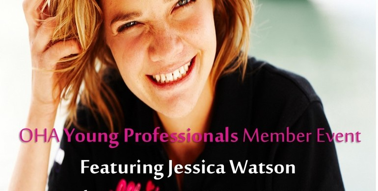 Young Professionals Member Event featuring Jessica Watson