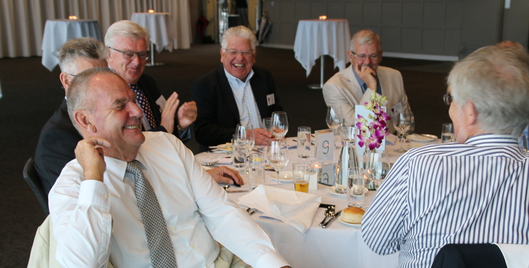 7th Annual Clark Club luncheon a resounding success