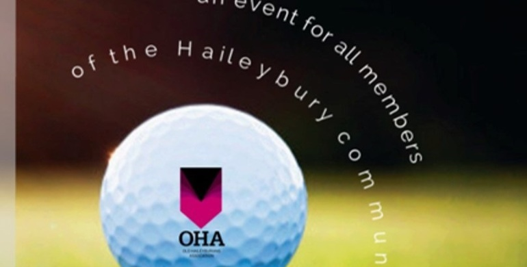 OHA Golf Day 2017
