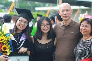 Business graduate Tran Vo Thanh Truc is using her entrepreneurial skills to empower women in Vietnam.