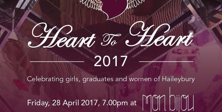 Heart to Heart heads to Mon Bijou!