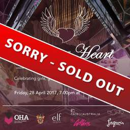 Heart 2 Heart 2017 SOLD OUT