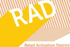RAD Pop Up Event