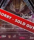 Heart to Heart 2017 - SOLD OUT!