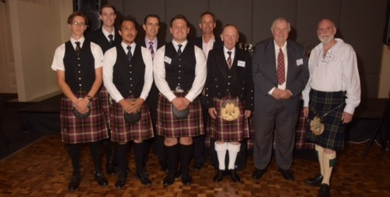 Haileybury celebrates 60 years of Pipes and Drums success.