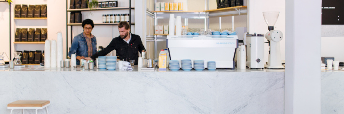 Poolhouse Coffee, your new favorite coffee place.