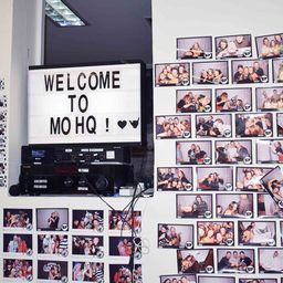 Welcome to Movember Head quarters