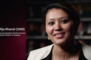 Stay Connected with Rija Khanal (2008)