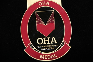 OHA Medal - Nominate now