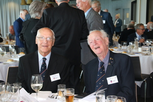 Clark Club lunch produces our biggest ever turn out