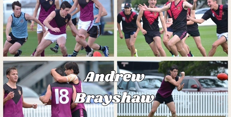 Old Haileyburians dominate the AFL draft