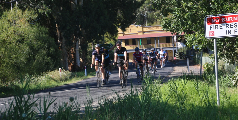 Cycling event returns for 2018