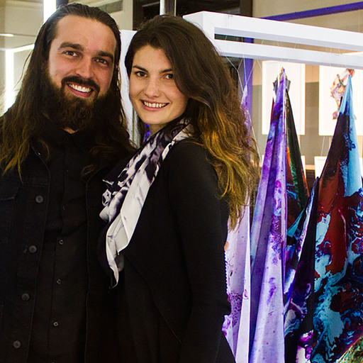 Claire Quirk and Daniel van Schaik