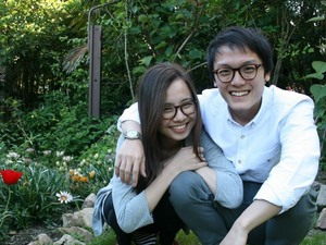 Samantha Quek and Ernest Tan