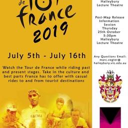 2019 Tour de France - Join us on the OHA Tour!