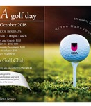 OHA Golf Day 2018