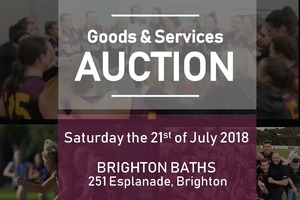 Old Haileybury FC Goods and Services Auction
