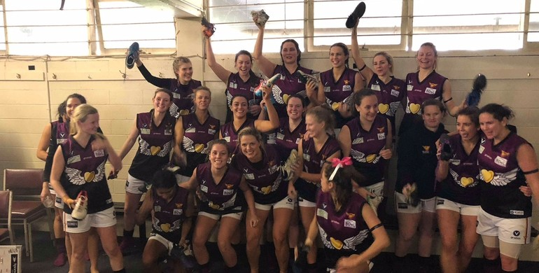 Hearts storm into the Grand Final!