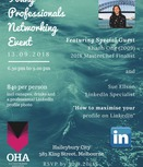 OHA Young Professionals Networking Event 2018
