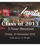 Class of 2013 - 5 Year Reunion