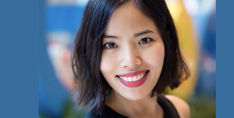 How Chi Vu landed her dream job