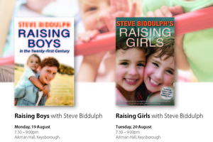 Raising Boys....and Girls.....
