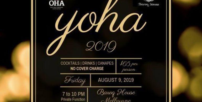 YOHA 2019