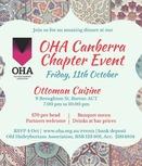 OHA Canberra Dinner 2019