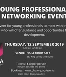 Young Professionals Networking Event 2019