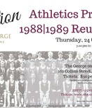 Athletics Premiership 1988|1989 Reunion Dinner