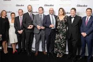 Success at National Education Awards
