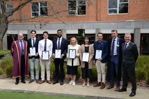 2019 Outstanding Young Alumni Awards