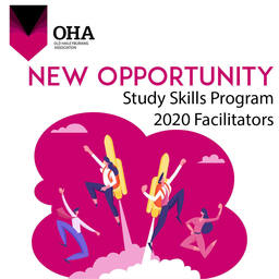 New Opportunity - Study Skills Facilitator