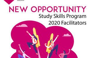 New Opportunity - Study Skills Facilitator