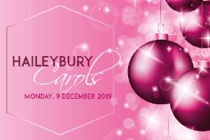 Haileybury Carols