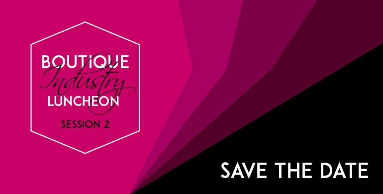 Boutique Industry Luncheon - Session 2