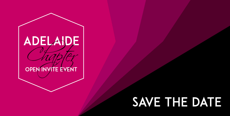 Adelaide Chapter Event