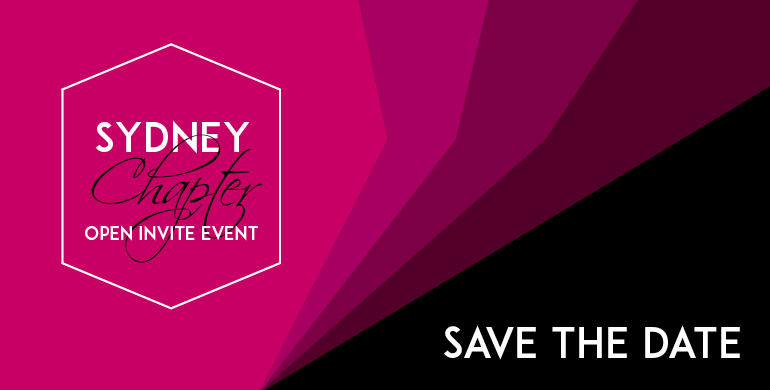 Sydney Chapter Event