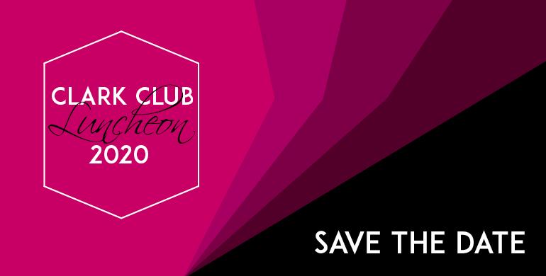 Clark Club Luncheon - 2020