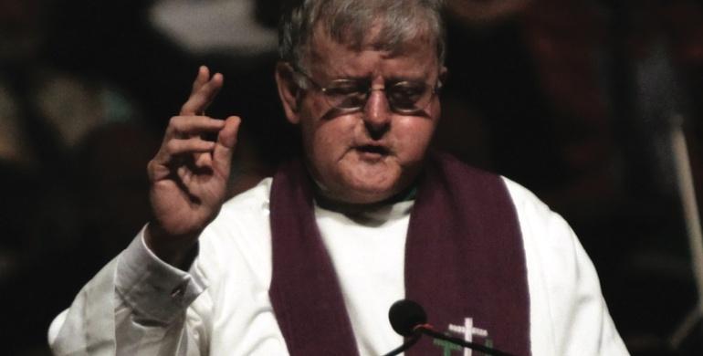 Vale Rev. Jim Stevens