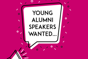 Speakers wanted...