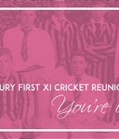 First XI Cricket Reunion - Exclusive Invitation Only Event