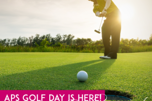 2021 APS Golf Day is here
